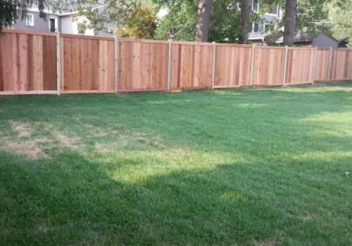 5 Things to Do Before Signing Off on a Residential Fence Installation Project