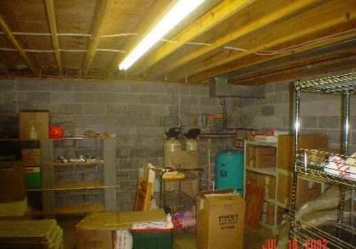 Pay Attention To Wet Basement Walls