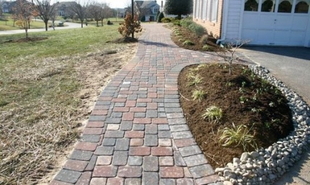 Maryland Sees Another Winter Blast: Do You Have Flagstone Walkways | Germantown MD