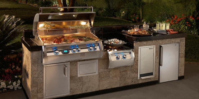 Designing Your Outdoor Kitchen
