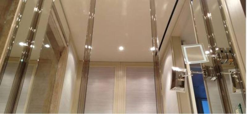 diy framing ideas to personalize wall mirrors reston va - Diy Framing