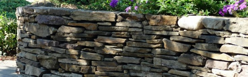 Landscaping Stone Maryland : The benefits of decorative stone for landscaping a