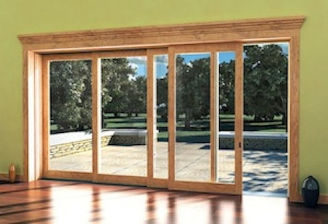 Sliding Patio Doors Save Space for Entertaining and Provide Energy Efficiency | Baltimore MD