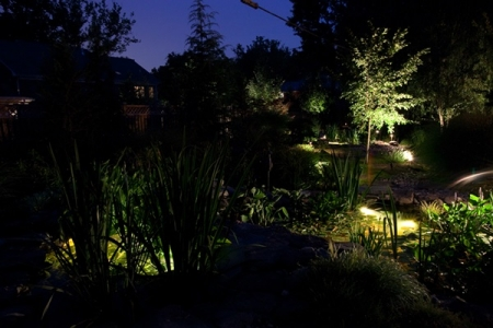 Lighting Transforms Your Outdoor Landscape Designs | Olney MD