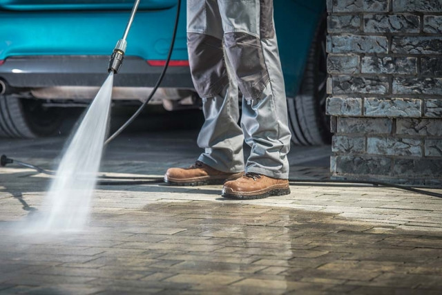 Pressure Washing: Making the Old Like New