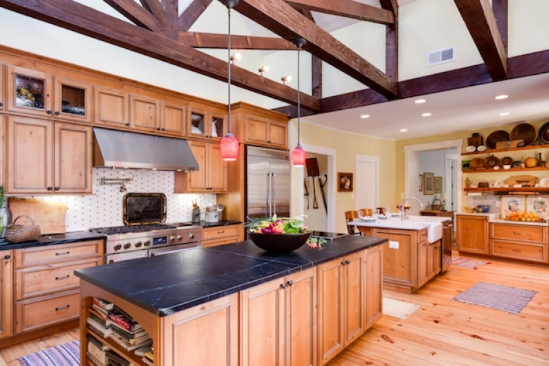 Gorgeous Kitchen Renovation In Potomac Maryland: Kitchen Design Trends To Catapult You Into 2014