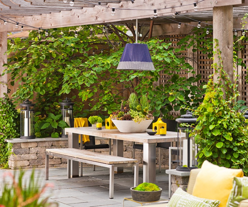 5 Patio Design And Outdoor Furniture Tips