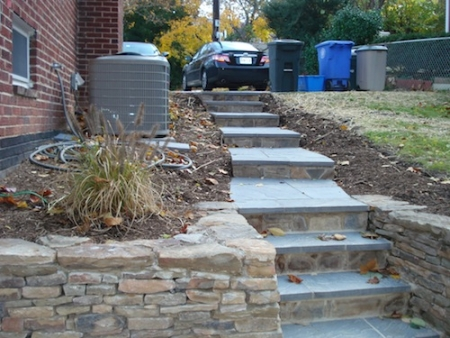 Summer; the Best Time to Design a Landscape | Chevy Chase, MD
