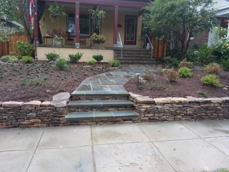 Front Yard Landscaping Ideas: Architecture & More | Washington, DC